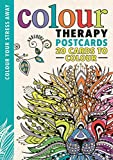 Colour Therapy Postcards (Colour Your Stress Away)