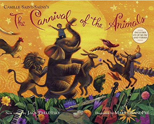 The Carnival of the Animals par Jack Prelutsky
