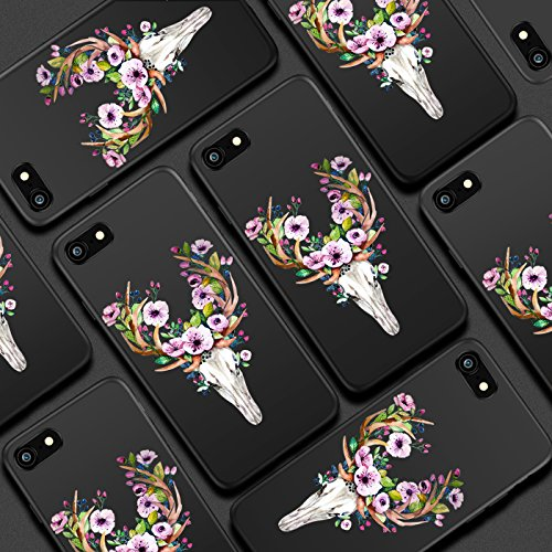 """Coque iPhone 7,JEPER® PC Protection Intégrale Ultra Mince Anti-Rayures Anti-choc Doigt Crème Glacée Housse pour Telephone Apple iPhone 7 Case 4.7"""" pattern 01"""