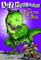 A to Z Mysteries: The Talking T. Rex