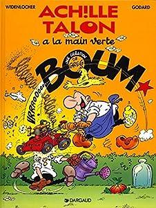 """Afficher """"Achille Talon n° 43 Achille Talon a la main verte"""""""