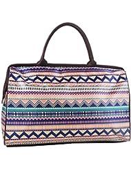 Style rétro Sac à dos de voyage Gymnase pour bagages