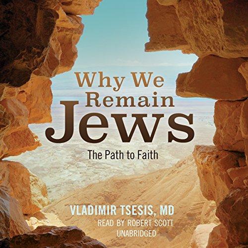Why We Remain Jews  Audiolibri