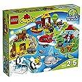 Lego DUPLO - Le tour du monde - 10805 - Jeu de Construction