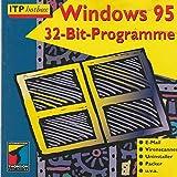 Windows 95 32- Bit- Programme. CD- ROM. E- Mail- Programm, Virenscanner, Uninstaller, Packer u.v.a
