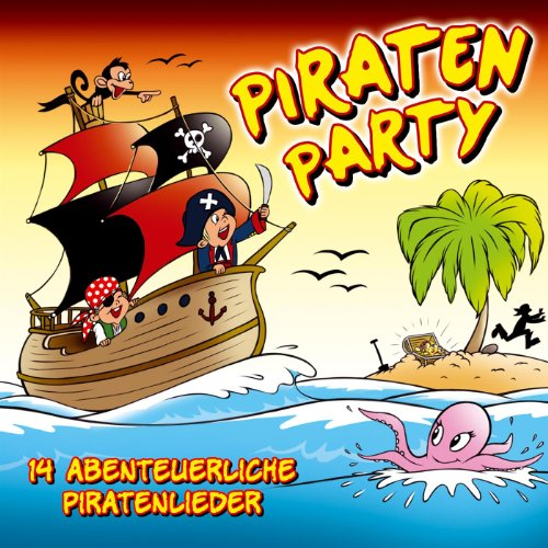 Piraten Party - 14 abenteuerli...