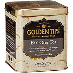 Golden Tips Darjeeling Earl Grey Tea, 100g