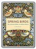 Spring Birds: Die schönsten Bilder von William Morris