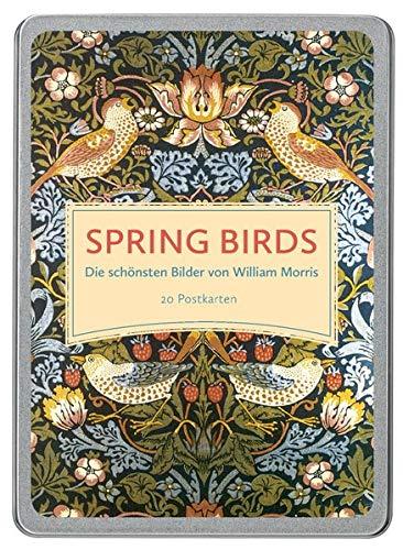 Morris Bird (Spring Birds: Die schönsten Bilder von William Morris)