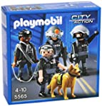 Playmobil 5565 City Action Police Tac...