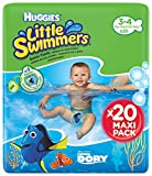 Huggies Little Swimmers Taille 3-4 (7-15 kg), Couche-Culotte...