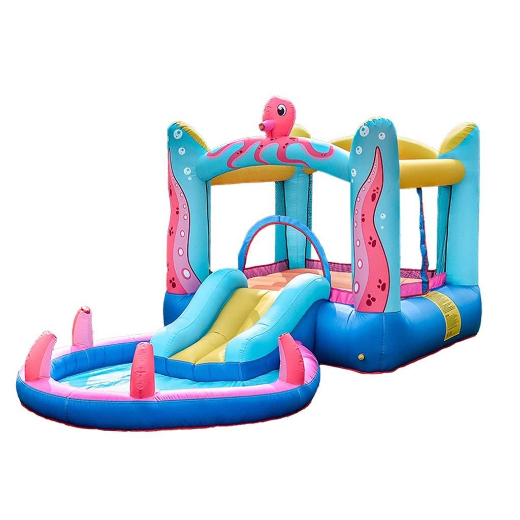 Scivoli Da Giardino Giochi Per Bambini Castello Gonfiabile Per
