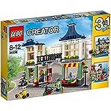 LEGO Creator - 31036 - Jeu De Construction - Le Magasin De Jouet Et L'épicerie