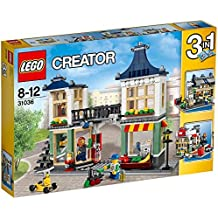 LEGO Creator 31036 - Negozio di Giocattoli e
