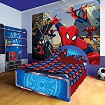 61884hDD6CL. AC US218  - Tapete Spiderman