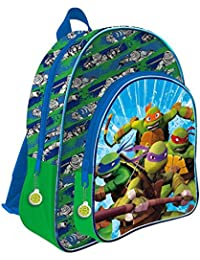 sac dos tortues ninja 40cm - Cartable Tortue Ninja