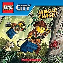 Jungle Chase! (Lego City)
