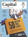 """Capital 10/2019 """"50 Aktien Fürs Leben"""""""