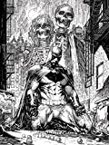 Pyramid DC Comics Batman Haunted, 60 x 80 cm, Leinwanddruck