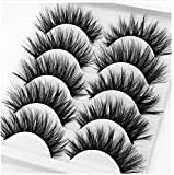 VWH 3D Fake Eyelashes Natural Thick False Eye Lashes Makeup Extension (I)