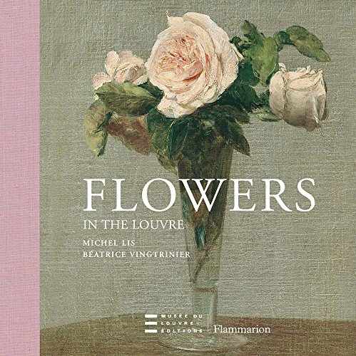 Flowers in the Louvre por Michel Lis