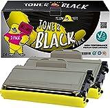 Yellow Yeti TN2120 TN2110 (2.600 Seiten) 2 Premium Toner kompatibel für Brother HL-2140 HL-2150 HL-2170 MFC-7320 MFC-7340 MFC-7440 MFC-7840 DCP-7030 DCP-7040 DCP-7045 [3 Jahre Garantie]