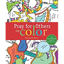 COLOR BK-PRAY FOR OTHERS IN CO