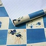 Self Kleber wasserdicht Ölfesten Hochtemperaturbeständige Wand Aufkleber Küche Moisture-Proof Folie Pvc Verdickung, Ap, 60cmx5M,