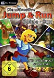 Die ultimative Jump and Run Spiele-Box (PC)