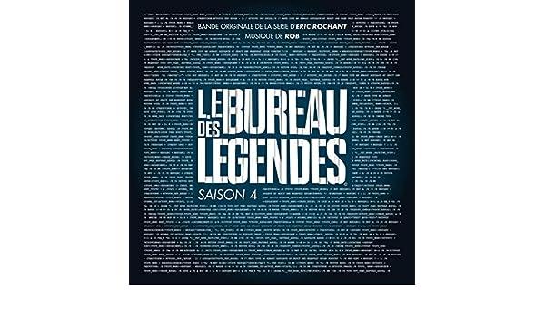 Le bureau des légendes saison bande originale de la série by
