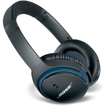 Bose SoundLink Cuffie Around-Ear II Wireless, Nero