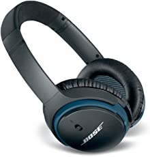 Bose SoundLink Wireless Around-Ear Headphones with Mic (Black)