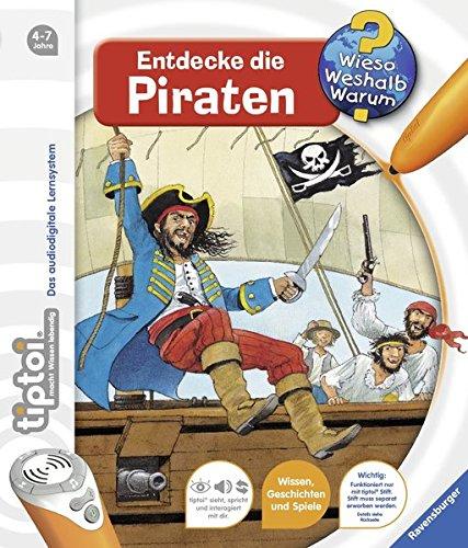 Preisvergleich Produktbild tiptoi® Entdecke die Piraten (tiptoi® Wieso Weshalb Warum, Band 7)