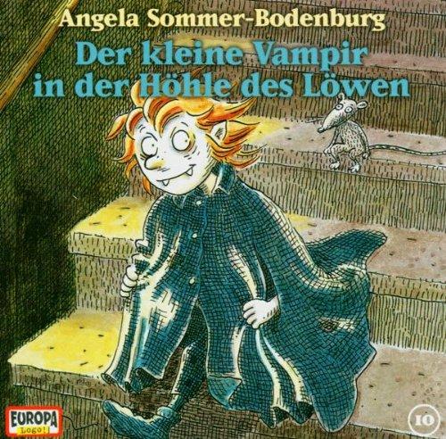 Preisvergleich Produktbild Der kleine Vampir - CD: Der kleine Vampir - Folge 10 - Der kleine Vampir in der Höhle des Löwen