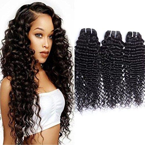 Maxine 7a grade Brazilian Virgin Hair Deep Curly...