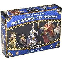 Massive Darkness: Noble Warriors Vs. The Cockatrix