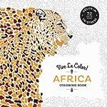 Africa: Color In; De-Stress