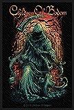 CHILDREN OF BODOM - Patch Aufnäher - Grim reaper 7x10cm