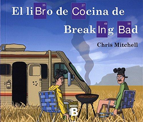 Libro de Cocina de Breaking Bad por Ensley Guffey