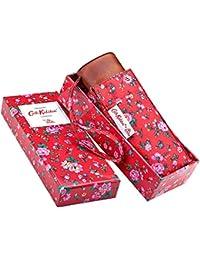 Cath Kidston pequeño plegable paraguas–Bramley Sprig con caja de regalo