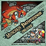 Munchkin Pathfinder Deluxe Card Game