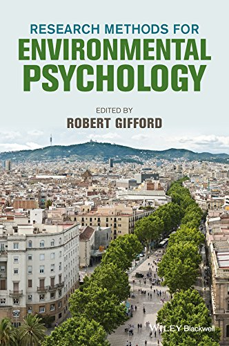 Research Methods for Environmental Psychology por Robert Gifford