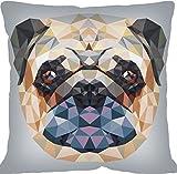 Seg de Paris arazzo/Needlepoint kit–geometrico Dog (Geometrique Chien)