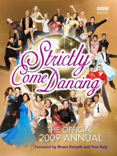 Portada del libro Strictly Come Dancing Annual 2009 by Alison Maloney (2008-10-23)