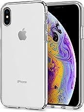 Hülle für iPhone X/iPhone XS,Hochwertigem Silikon TPU Ultra Dünn Stoßfest, Anti-Fingerabdruck,Durchsichtig Case Cover für iPhone X/XS