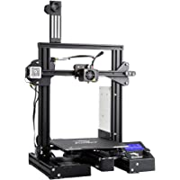 Comgrow WOL 3D Creality Ender 3 Pro 3D Printer with Upgrade Cmagnet Build Surface Plate and ul Certified Power Supply…