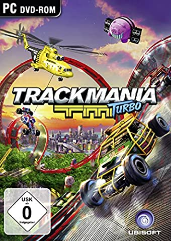 Trackmania Turbo - [PC] (Pc Games Rennspiele)