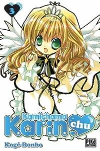 Kamichama Karin Chû Edition simple Tome 3