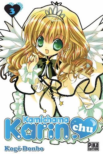 Kamichama Karin Chu Vol.3