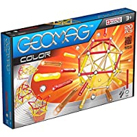 Geomag Classic Color, 120 Pezzi, 255